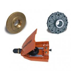 Ersatzteile für Paket- und Rundholzkappsägen