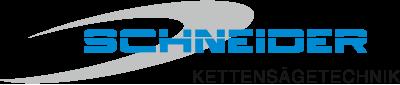 Schneider Kettensägetechnik Logo