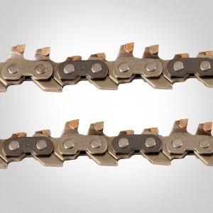 Hartmetallketten für Paketkappsägen
